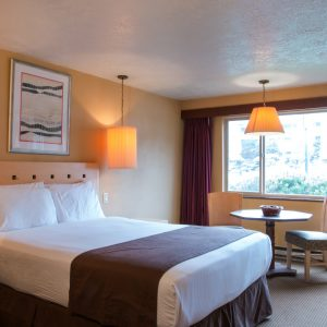 Non view room in Seaside, Oregon